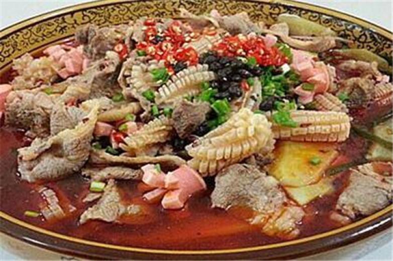 鱼上道石锅冒菜加盟