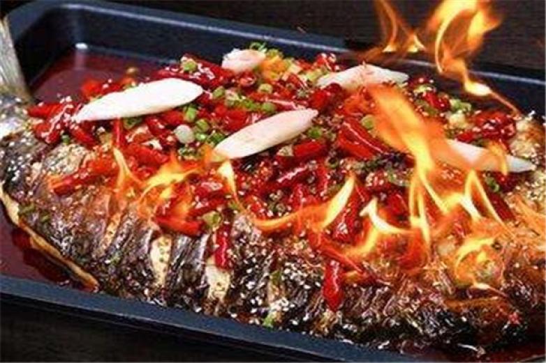 爱觅鱼烤鱼加盟