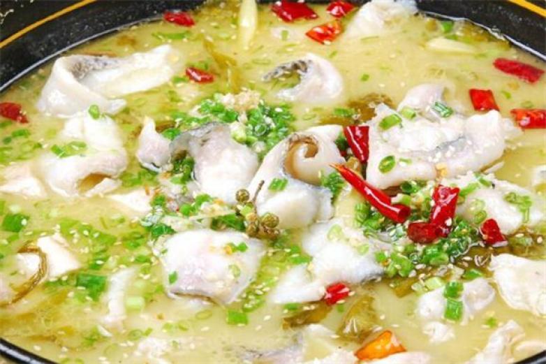 鱼你Yosolo酸菜鱼加盟