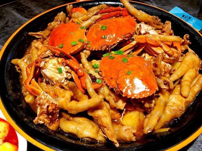 胖子肉蟹煲加盟流程是什么
