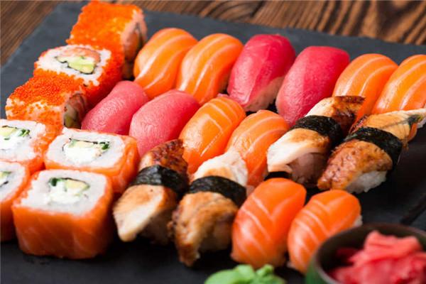 鲜道寿司加盟费多少钱