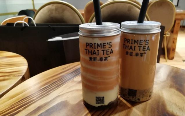 素匠泰茶奶茶店加盟要多少钱