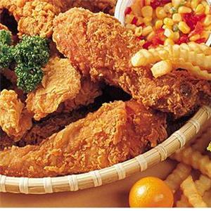 鸡三说台式炸鸡