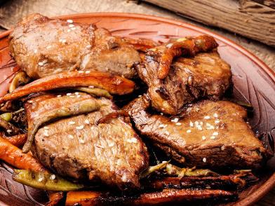 小东家碳在烧烤肉