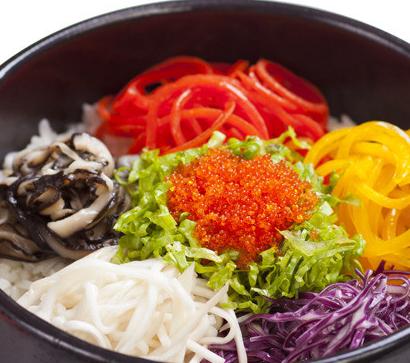 韩釜石锅拌饭