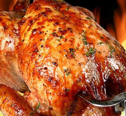 御厨唐传统烤鸡