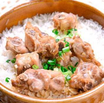 沸腾玖玖排骨米饭