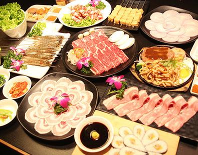 印象里韩式烤肉