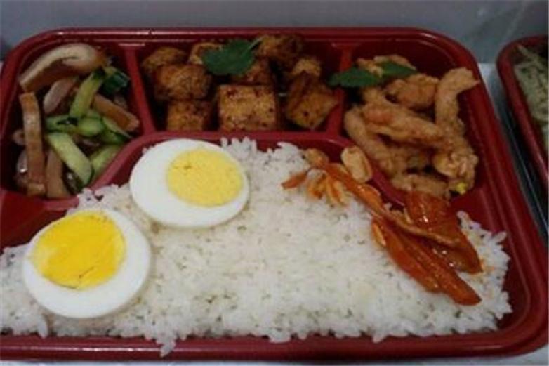 老永和中式快餐加盟