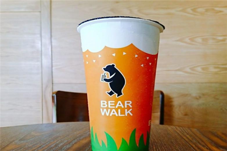 黑熊散步加盟
