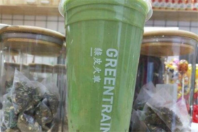 绿皮火车饮品加盟
