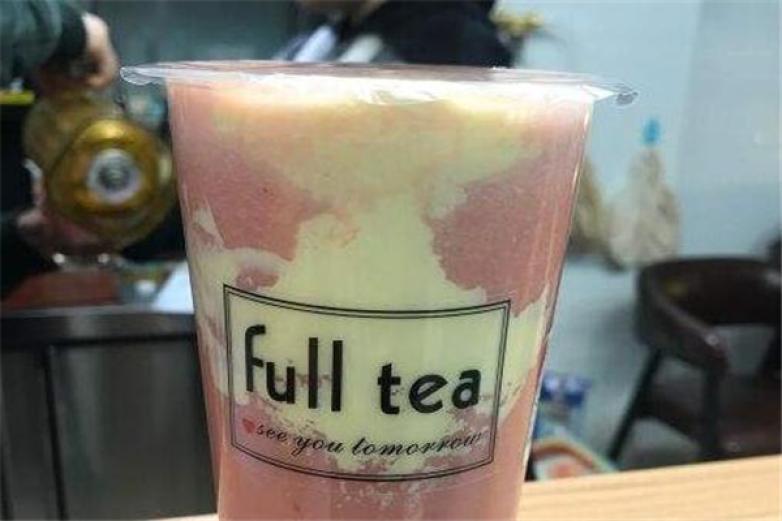 FullTea浮茶加盟