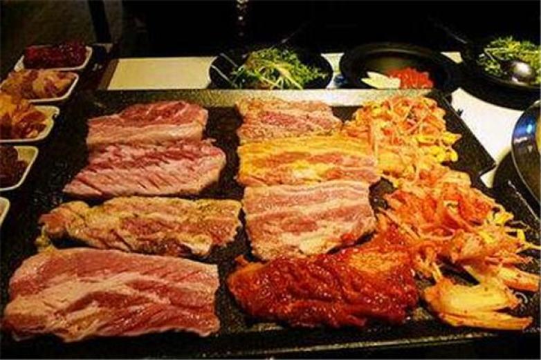 上禾酱匙烤肉加盟