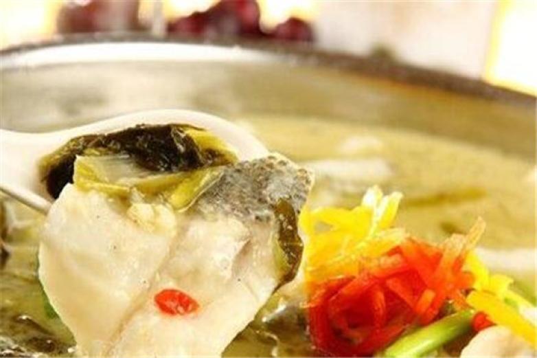 渔漾酸菜鱼饭加盟
