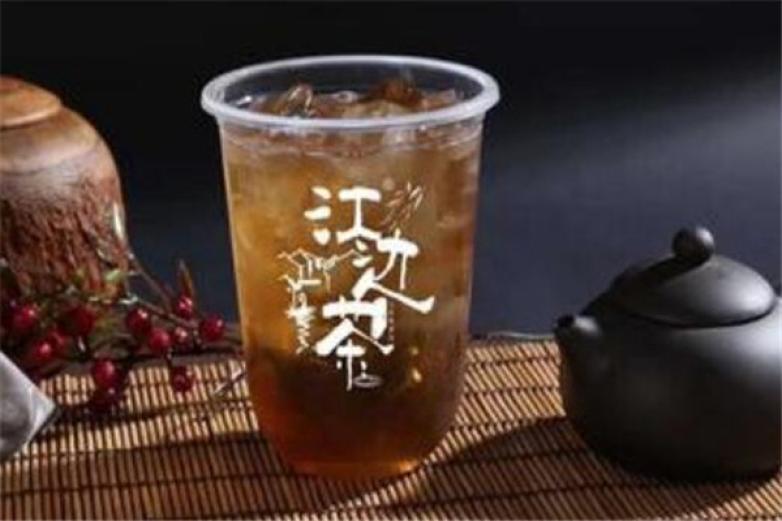 江边茶奶茶加盟