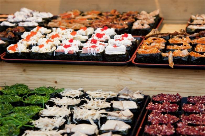 音羽寿司加盟