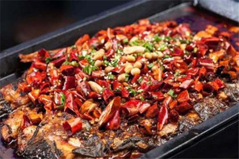 鱼小味风味烤鱼加盟