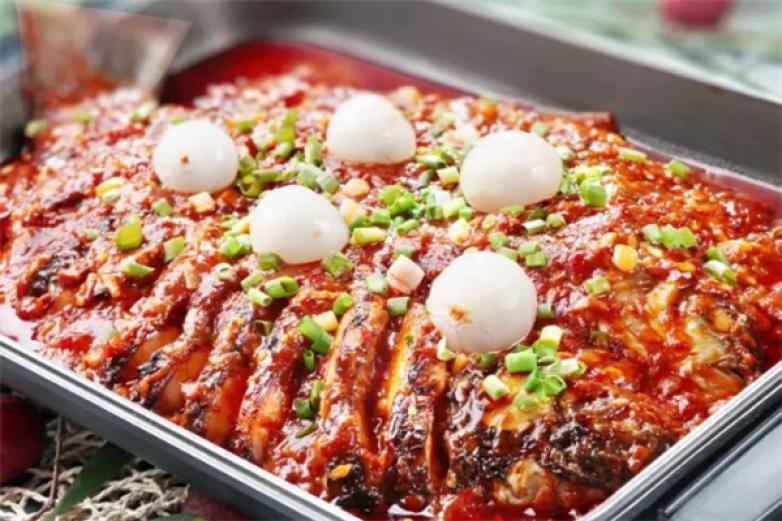 熳鱼烤鱼加盟