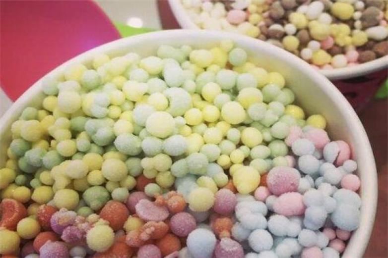 迷你美珠珍珠冰淇淋加盟