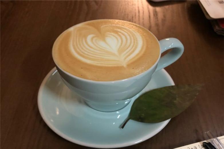 咖法森林咖啡加盟