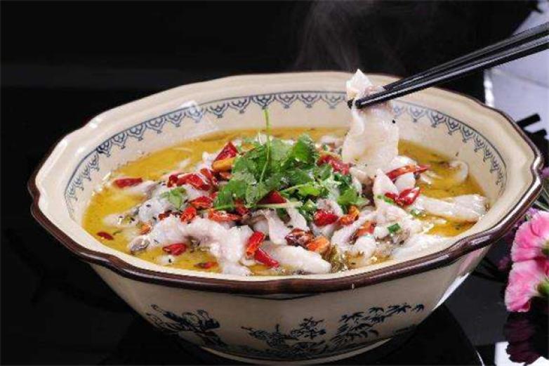 江小月酸菜鱼加盟