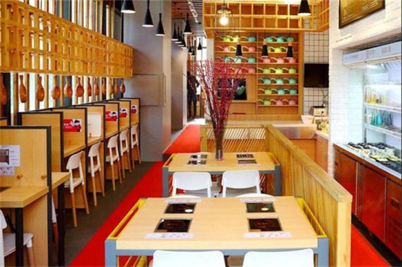 谷稻一锅特色焖锅饭加盟