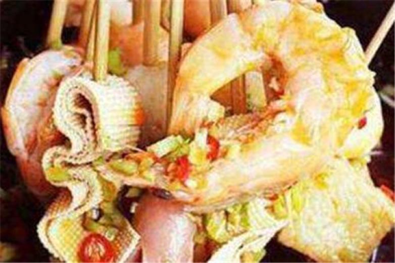 馋锦记啵啵鱼加盟