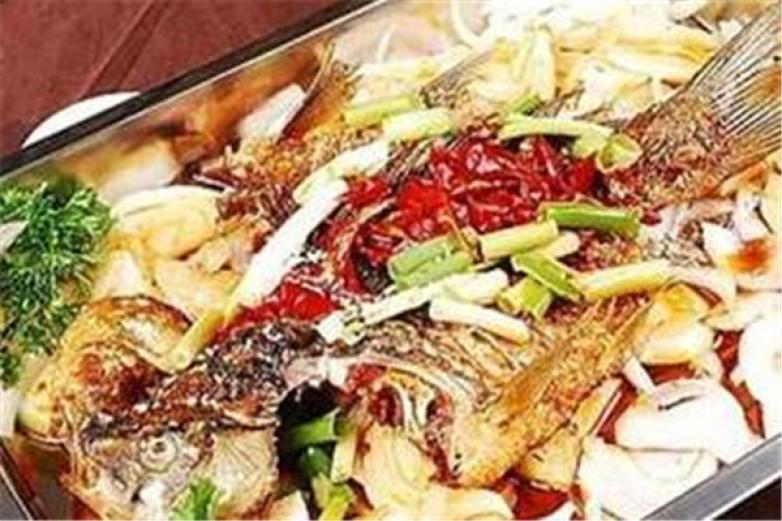 鱼味无穷醉炉烤鱼加盟