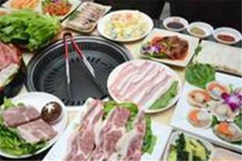 汉韩忠道烤肉加盟