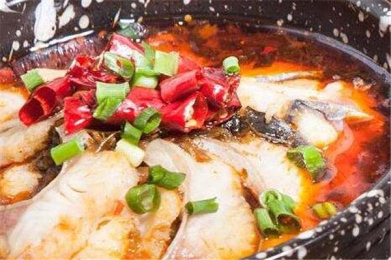 百千余酸菜鱼加盟