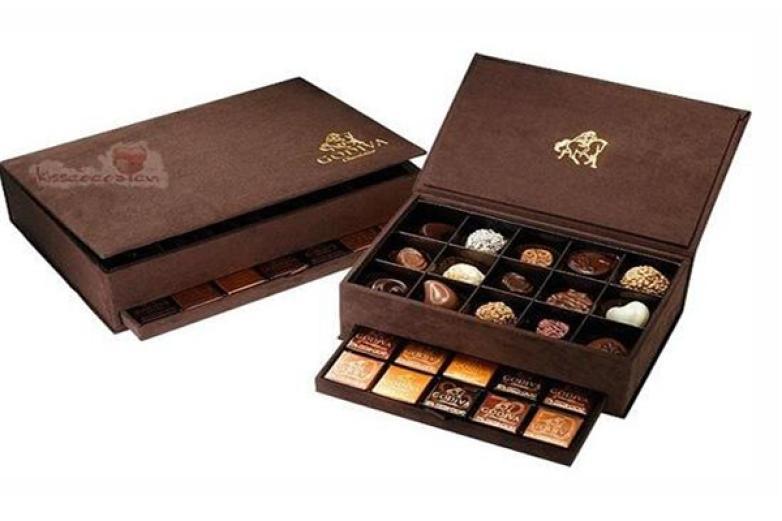 高迪瓦巧克力加盟