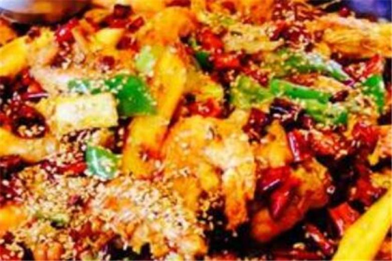 錦翔熗鍋魚加盟