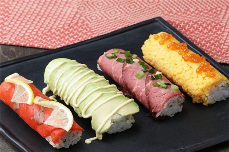 锐气寿司加盟