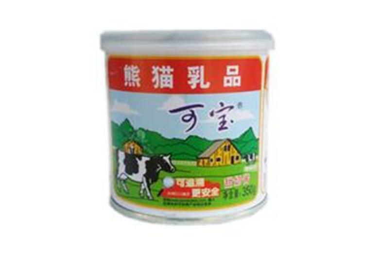 熊猫乳品加盟