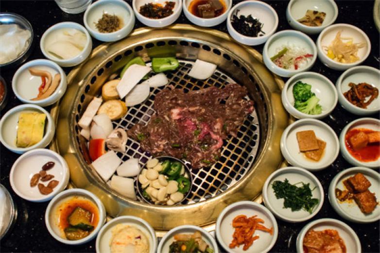 印象里韓式烤肉加盟