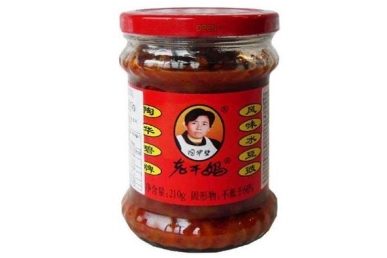 老干媽風味豆豉加盟