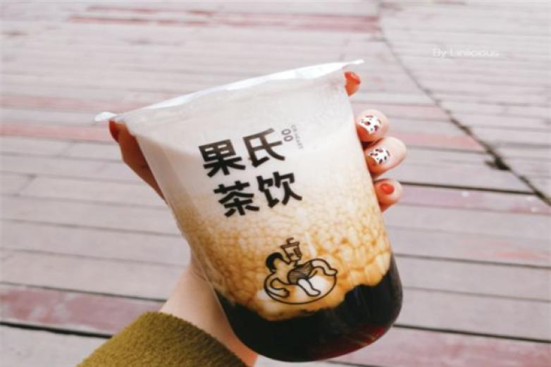 果氏茶饮加盟