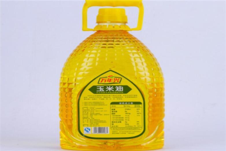 万年兴玉米油加盟