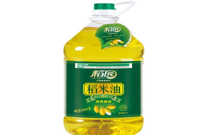 稻园稻米油加盟