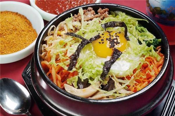 韩国石锅拌饭加盟多少钱