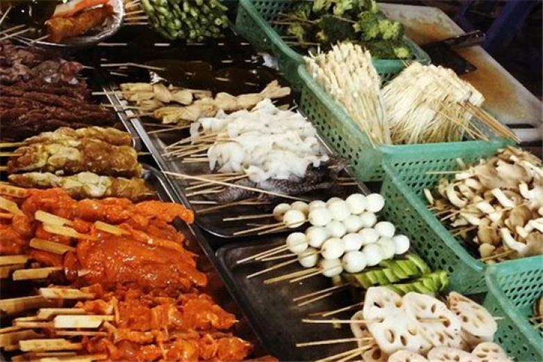 金味山韩式自助烧烤加盟