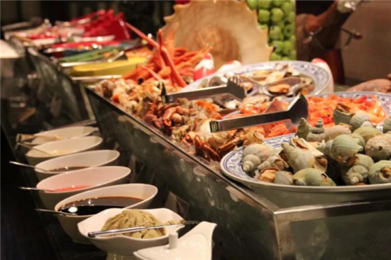 汉来海港自助餐厅加盟