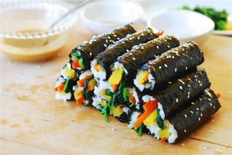 金喜顺紫菜包饭加盟