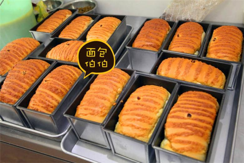 面包伯伯烘焙加盟