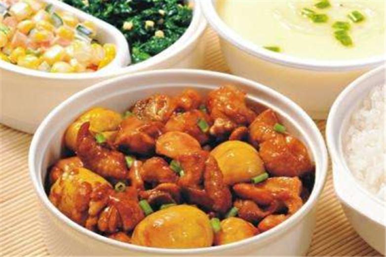 川叔廚房中式快餐加盟