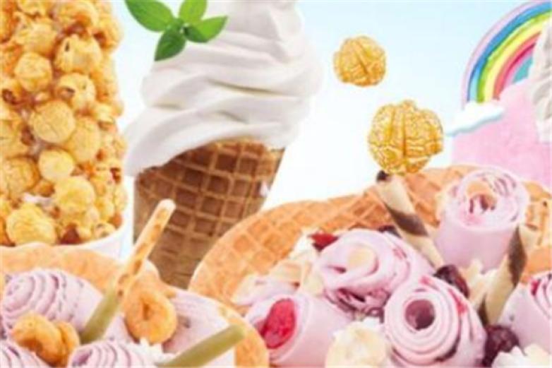 世奇塔卷冰淇淋加盟