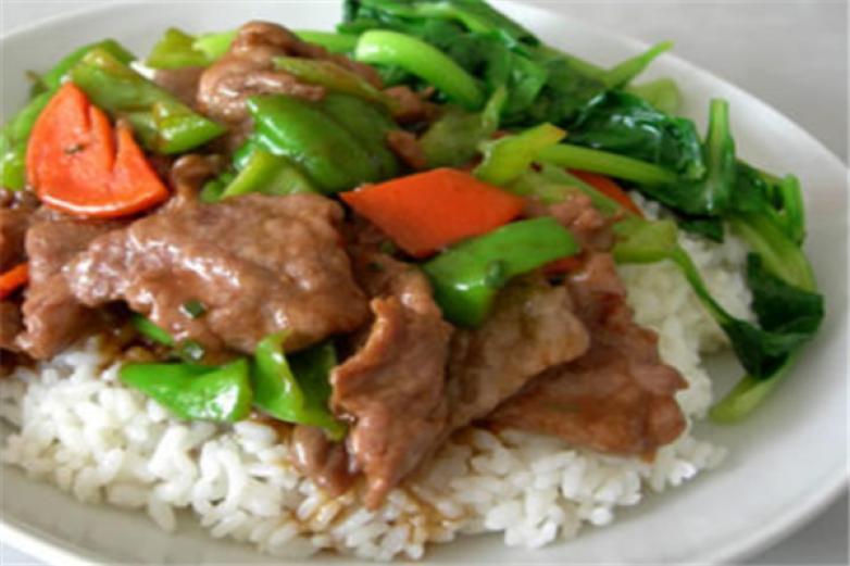 壹麦稻中式快餐加盟