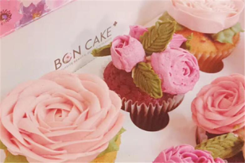 BON CAKE加盟