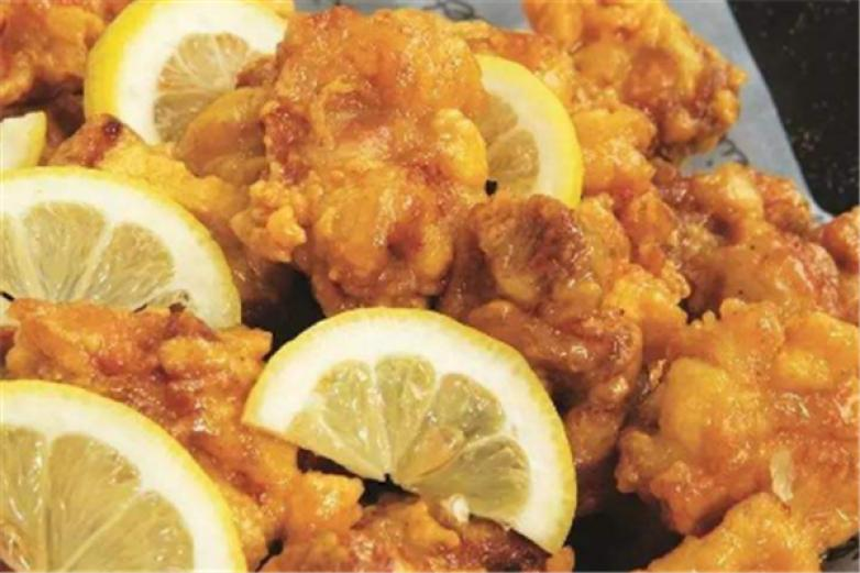 柠檬炸鸡加盟