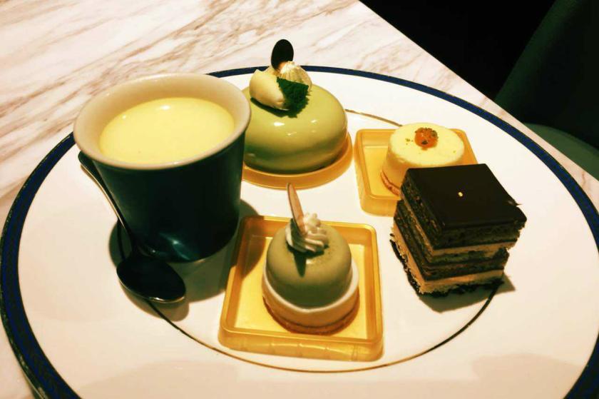 蔡嘉法式甜品加盟